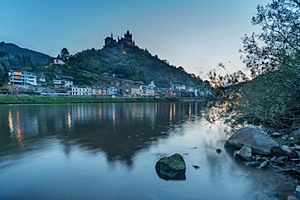 Längster Tag des Jahres Tour 2019, Mosel 11, Am Ziel in Cochem
