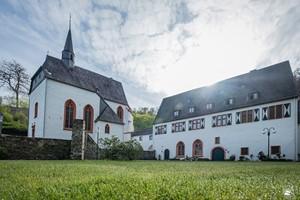 Highlights im Westerwald III, Kloster Ehrenstein